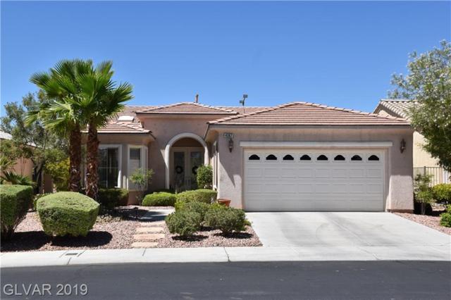 4367 Bella Cascada, Las Vegas, NV 89135 (MLS #2118352) :: The Snyder Group at Keller Williams Marketplace One