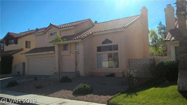 1637 Bent Arrow, North Las Vegas, NV 89031 (MLS #2118355) :: The Snyder Group at Keller Williams Marketplace One