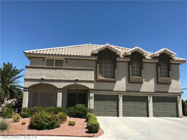 5600 Grand Guiness, Las Vegas, NV 89130 (MLS #2118388) :: Vestuto Realty Group