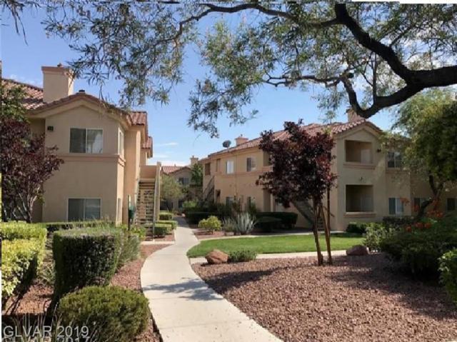 8501 University #1095, Las Vegas, NV 89147 (MLS #2118398) :: Signature Real Estate Group