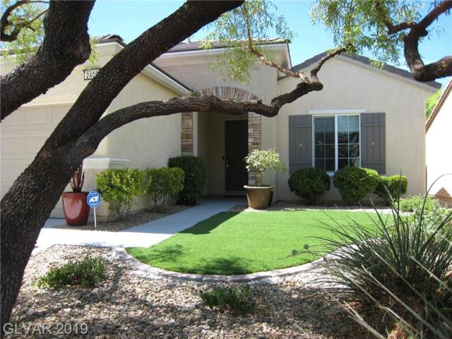 2409 Weaverville, Henderson, NV 89044 (MLS #2118405) :: Signature Real Estate Group