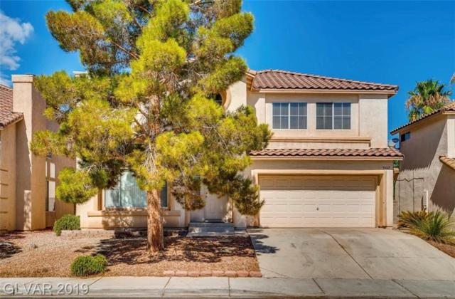 2667 Ridgewater, Henderson, NV 89074 (MLS #2118441) :: The Snyder Group at Keller Williams Marketplace One