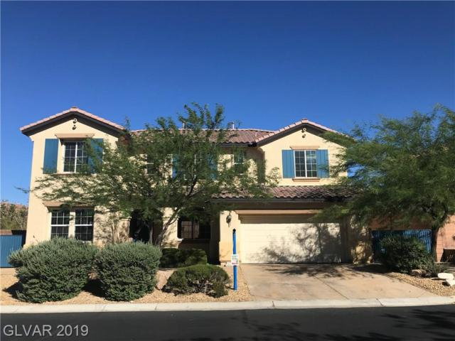 10308 Grizzly Creek, Las Vegas, NV 89178 (MLS #2118448) :: Signature Real Estate Group