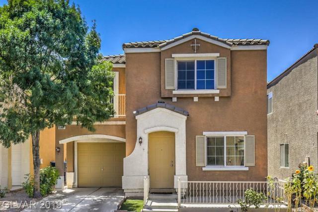 10447 Fancy Fern, Las Vegas, NV 89183 (MLS #2118516) :: Signature Real Estate Group