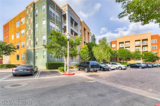 50 E Serene #404, Las Vegas, NV 89123 (MLS #2118523) :: Signature Real Estate Group