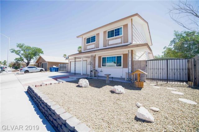 205 Scherer, Las Vegas, NV 89145 (MLS #2118540) :: Signature Real Estate Group