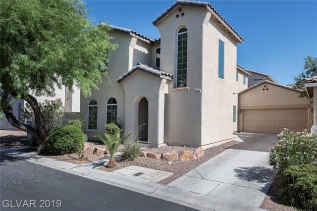 1445 Herring Run, Las Vegas, NV 89183 (MLS #2118550) :: Signature Real Estate Group