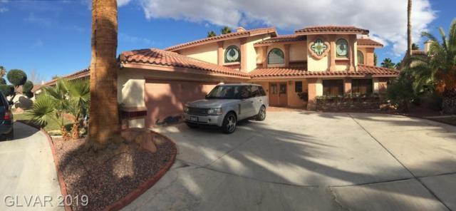 2055 S Buffalo, Las Vegas, NV 89117 (MLS #2118564) :: Signature Real Estate Group