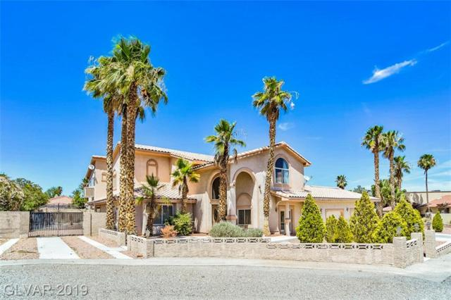 4691 N Tee Pee, Las Vegas, NV 89129 (MLS #2118593) :: The Snyder Group at Keller Williams Marketplace One