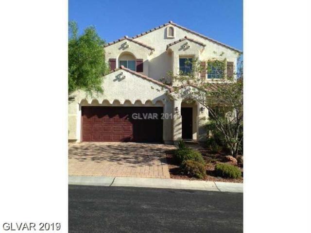 8178 Cranberry Lake, Las Vegas, NV 89178 (MLS #2118605) :: Signature Real Estate Group