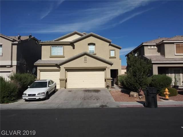 6145 Darnley, North Las Vegas, NV 89081 (MLS #2118645) :: Trish Nash Team