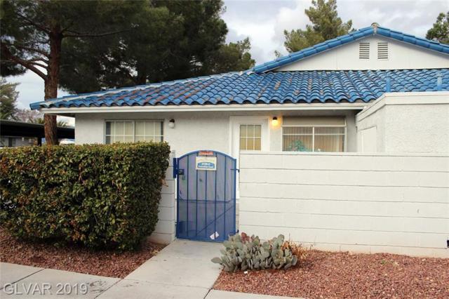 2120 Petersham C, Las Vegas, NV 89108 (MLS #2118659) :: Signature Real Estate Group