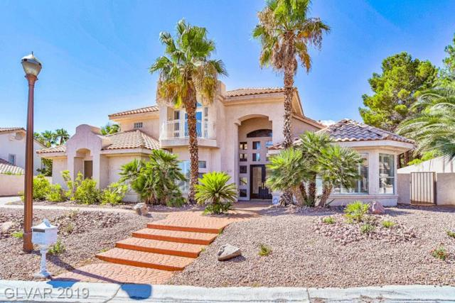 8125 Sapphire Bay, Las Vegas, NV 89128 (MLS #2118682) :: The Snyder Group at Keller Williams Marketplace One