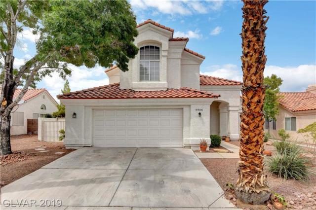 5908 Ventana, Las Vegas, NV 89130 (MLS #2118690) :: Vestuto Realty Group