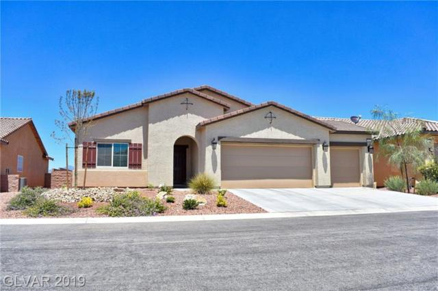 5422 E Di Bossi, Pahrump, NV 89061 (MLS #2118699) :: The Snyder Group at Keller Williams Marketplace One