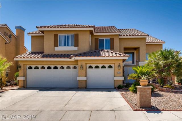 3765 Climbing Rose, Las Vegas, NV 89147 (MLS #2118734) :: Signature Real Estate Group