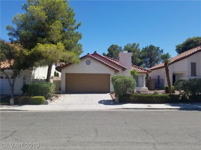 9637 Swan Bay, Las Vegas, NV 89117 (MLS #2118792) :: Signature Real Estate Group