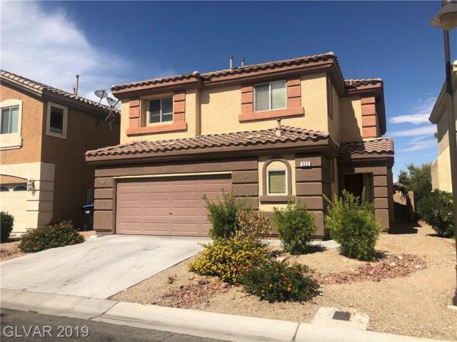 532 Foster Springs, Las Vegas, NV 89148 (MLS #2118795) :: Vestuto Realty Group