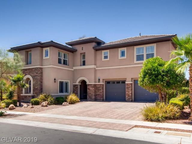 8421 Normandy Shores, Las Vegas, NV 89131 (MLS #2118809) :: The Snyder Group at Keller Williams Marketplace One