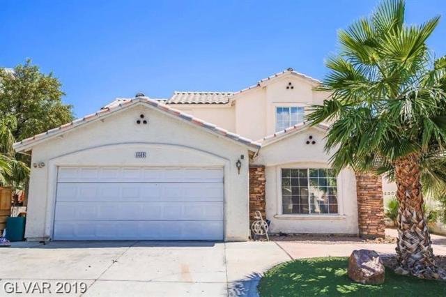 6609 Peony Bush, Las Vegas, NV 89130 (MLS #2118850) :: Vestuto Realty Group