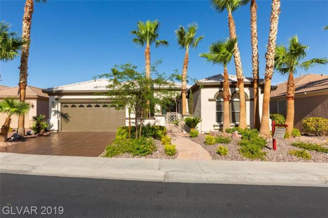 4516 Bersaglio, Las Vegas, NV 89135 (MLS #2118854) :: The Snyder Group at Keller Williams Marketplace One