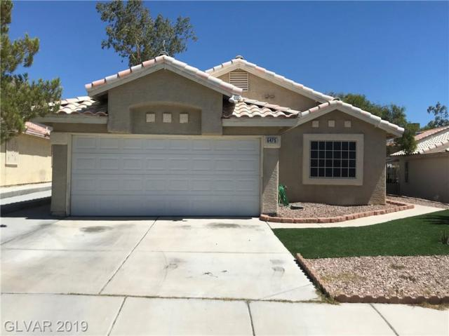 6475 Rosemount, Las Vegas, NV 89156 (MLS #2118883) :: Vestuto Realty Group