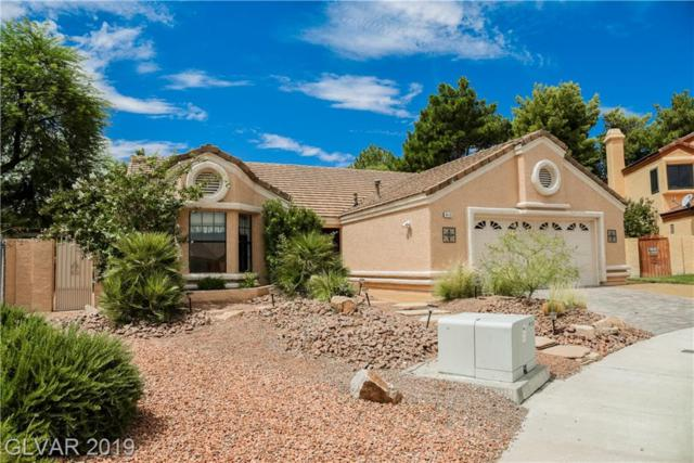 9113 Shelter Cove, Las Vegas, NV 89117 (MLS #2118901) :: Signature Real Estate Group