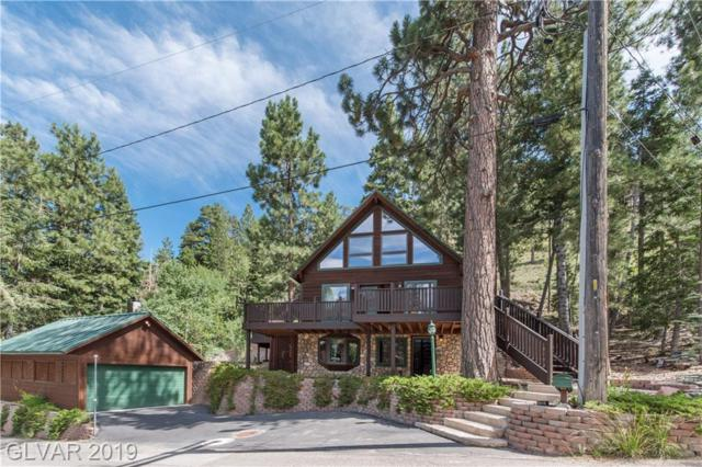 4165 Tyrol, Mount Charleston, NV 89124 (MLS #2118989) :: Trish Nash Team