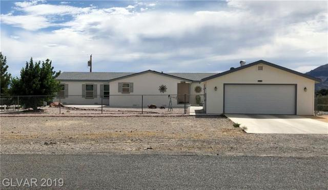 5740 N Genoa, Pahrump, NV 89060 (MLS #2119088) :: The Snyder Group at Keller Williams Marketplace One