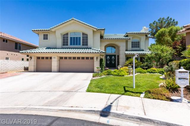 142 Pin High, Henderson, NV 89074 (MLS #2119089) :: The Snyder Group at Keller Williams Marketplace One