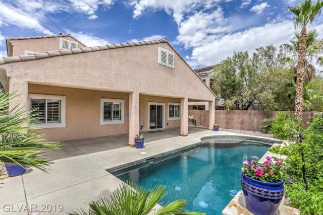 964 Bonitos Suenos, Las Vegas, NV 89138 (MLS #2119096) :: Signature Real Estate Group