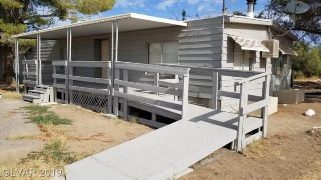 1260 E Thousandaire, Pahrump, NV 89048 (MLS #2119107) :: ERA Brokers Consolidated / Sherman Group