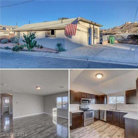 15 Valley View, Boulder City, NV 89006 (MLS #2119118) :: Signature Real Estate Group