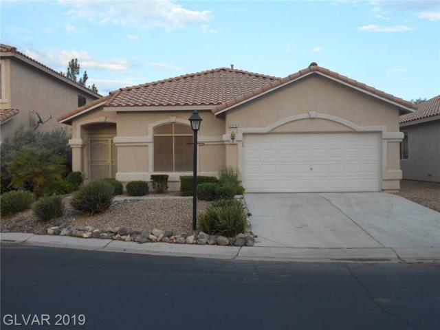 9816 February Falls, Las Vegas, NV 89183 (MLS #2119400) :: Vestuto Realty Group