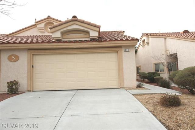 855 Stephanie #514, Henderson, NV 89014 (MLS #2119499) :: The Snyder Group at Keller Williams Marketplace One