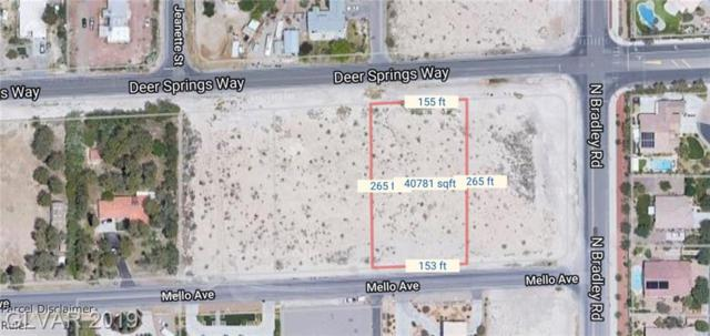 Mello, Las Vegas, NV 89131 (MLS #2119831) :: The Snyder Group at Keller Williams Marketplace One