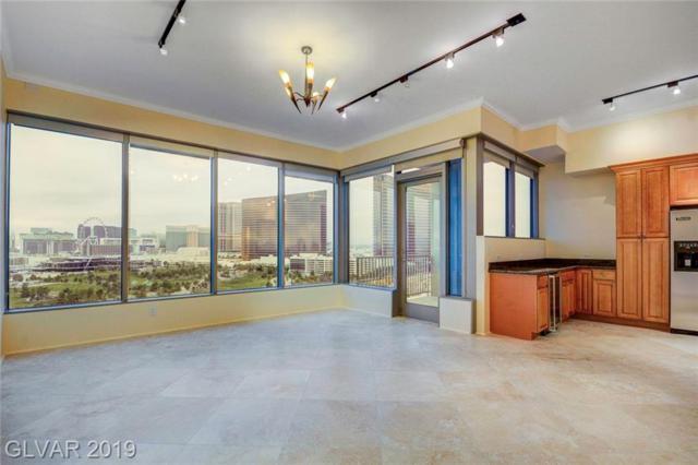 360 Desert Inn #1703, Las Vegas, NV 89109 (MLS #2119916) :: Performance Realty