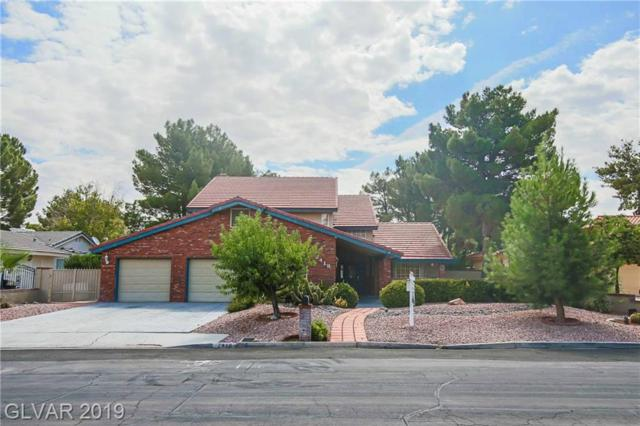 2418 High Vista, Las Vegas, NV 89014 (MLS #2119935) :: The Snyder Group at Keller Williams Marketplace One