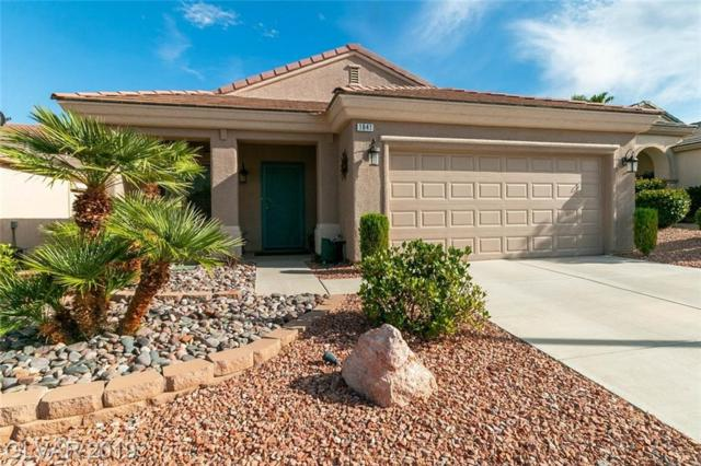 1841 Mountain Ranch, Henderson, NV 89012 (MLS #2119994) :: The Snyder Group at Keller Williams Marketplace One