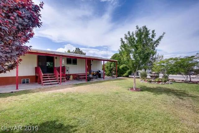 375 Lincoln, Indian Springs, NV 89018 (MLS #2120020) :: Vestuto Realty Group