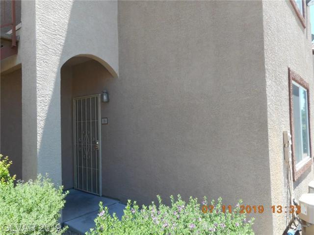 9580 Reno #116, Las Vegas, NV 89148 (MLS #2120064) :: Trish Nash Team