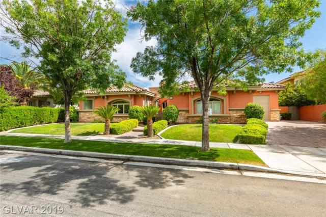 2257 Coral Ridge, Henderson, NV 89052 (MLS #2120142) :: The Snyder Group at Keller Williams Marketplace One