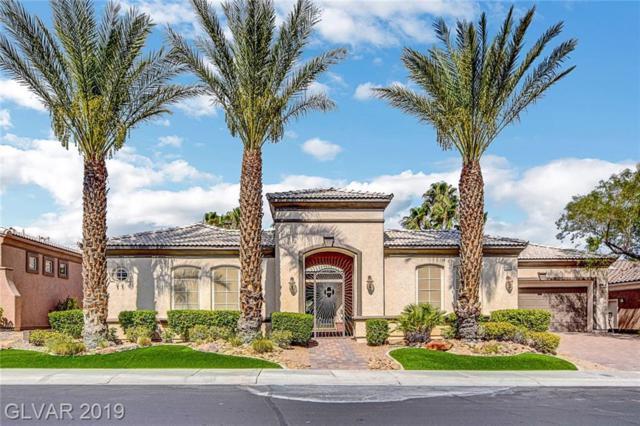 4430 Bella Cascada, Las Vegas, NV 89135 (MLS #2120167) :: The Snyder Group at Keller Williams Marketplace One