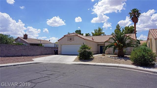 3805 Wren, North Las Vegas, NV 89032 (MLS #2120203) :: Vestuto Realty Group