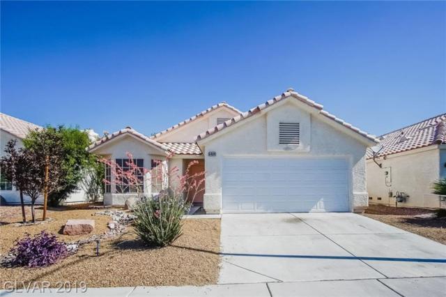 5404 Ravana, Las Vegas, NV 89130 (MLS #2120209) :: Vestuto Realty Group