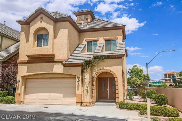 9124 Worsley Park, Las Vegas, NV 89145 (MLS #2120317) :: ERA Brokers Consolidated / Sherman Group