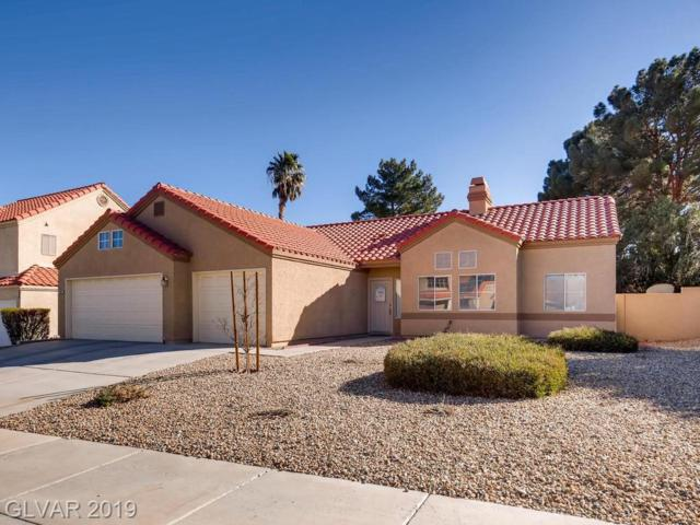 428 Donner Pass, Henderson, NV 89014 (MLS #2120509) :: The Snyder Group at Keller Williams Marketplace One