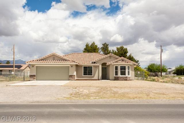 1281 S Blagg, Pahrump, NV 89048 (MLS #2120520) :: Vestuto Realty Group