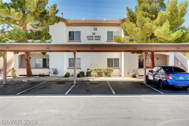 5650 E Sahara Ave #1062, Las Vegas, NV 89142 (MLS #2120709) :: Trish Nash Team
