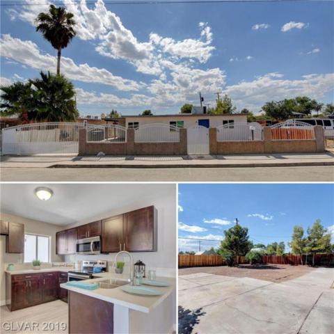 2127 Bassler, North Las Vegas, NV 89030 (MLS #2120864) :: The Snyder Group at Keller Williams Marketplace One